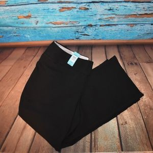 Torrid Black Dress Pants Size 18S NWT